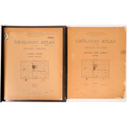 Idaho USGS Geologic Folios  (112303)
