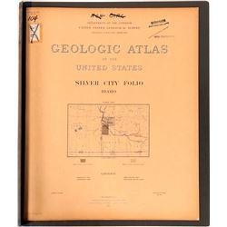 Silver City USGS Folio  (112302)