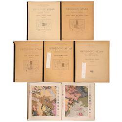 Montana USGS Geologic Folios  (113320)