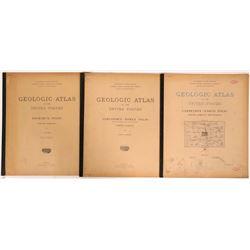 North Dakota  USGS Geologic Folios  (112197)