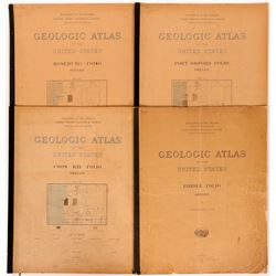 Oregon USGS Geologic Folios  (112306)