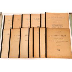 Pennsylvania USGS Geologic Folios (13)  (112313)