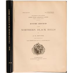 Economic Resources of the Northern Black Hills, by Irving, Emmons, and Jaggar  (112123)