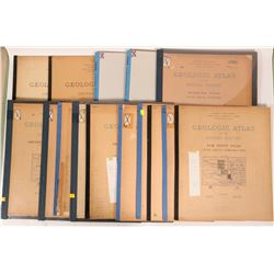 South Dakota USGS Geologic Folios (14)  (112325)