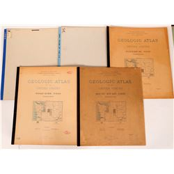 Washington State Geologic Folios  (110504)