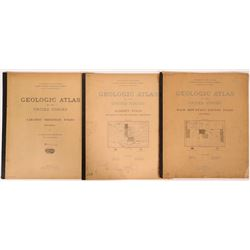 Wyoming USGS Geologic Folios  (112308)