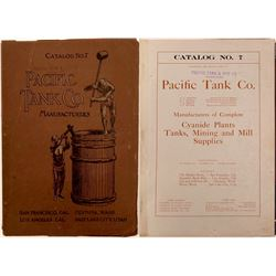 Pacific Tank Co. Cyanide Plant Catalog  (112069)