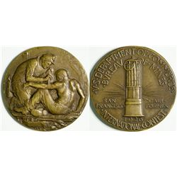 Bureau of Mines Contest Medal, 1926, San Francisco  (114055)