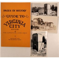 Guide to Virginia City For the Serious Tourist  (112118)