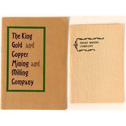 Mining Prospectuses  (112061)