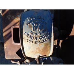 Braun rotary pulverizer  (114212)