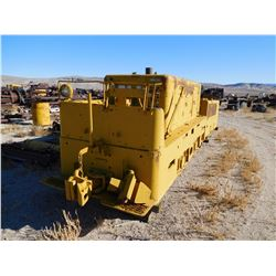 Mancha Mining Locomotive, Diesel  (114150)