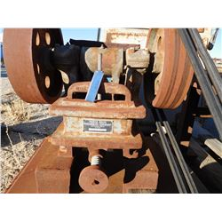 Morse Bros jaw crusher  (114214)