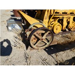 Small jaw crusher  (114166)