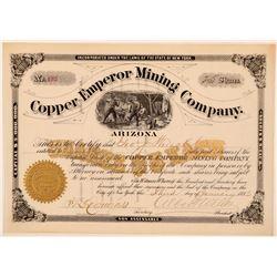 Copper Emperor Mining Company   (110810)