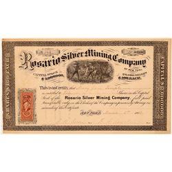 Rosario Silver Mining Company   (110851)