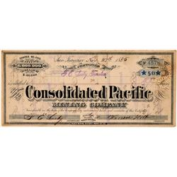 Consolidated Pacific Mining Co.  (110863)