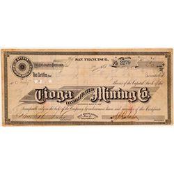 Tioga Consolidated Mining Company   (110862)