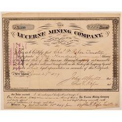 Lucerne Mining Co.   (110830)