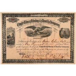Eagle River Mining & Manufacturing Co. Stock Certificate  (107796)
