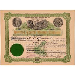 Bullfrog Central Mining Co  (110853)