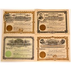 Searchlight, Nevada Stock Certificate Group  (111000)