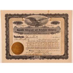 Rawhide Telegraph and Telephone Co  (110850)
