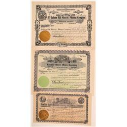 Rawhide Mining Stocks Trio  (110824)