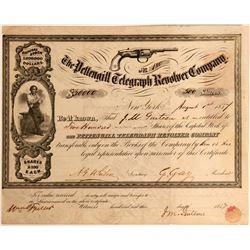 The Pettengill Telegraph Revolver Co. Stock  (110841)