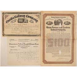 New York, Kentucky and Pennsylvania stock  (110002)