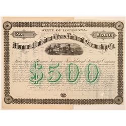 Morgan's Louisiana and Texas Railroad and Steamship Company  (110004)