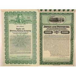 Joplin and Pittsburg Railway Co.  (110006)