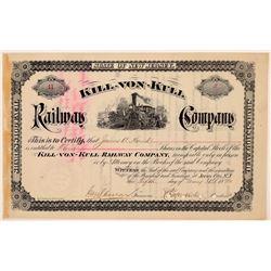 Kill-Von-Kull Railway Co.  (112001)