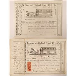 Herkimer and Mohawk Street Railroad Co.   (109973)