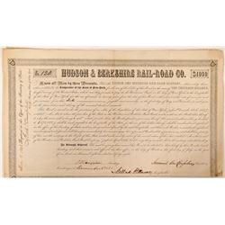 Hudson & Berkshire Rail-Road Co.  (109972)