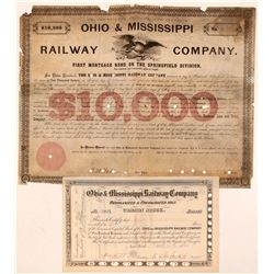 Ohio & Mississippi Railway Co.  (110998)