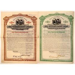 Ohio and Mississippi Railway Co.  (110997)