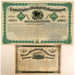 The Toledo, Delphos & Burlington Railroad Co.  (112483)