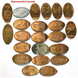 Over a Century of Elongated Cents  (112471)