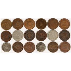 San Gabriel Valley Masonic Pennies  (112700)