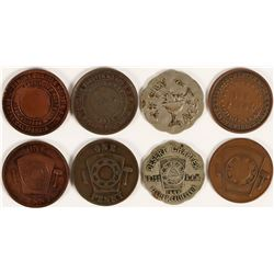 Southern California Masonic Pennies  (112743)