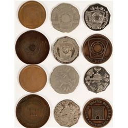 Southern California Masonic Pennies  (112747)