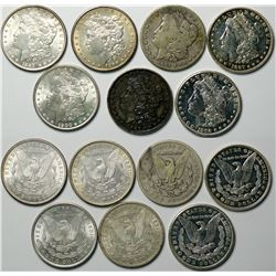 Morgan Dollar group  (114354)