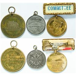 Miscellaneous Commemorative coins  (112389)