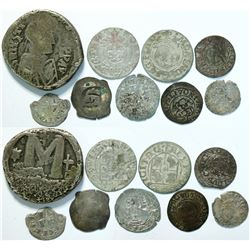 Medieval Coin Collection  (112791)