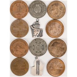 Orange County Medals  (109919)