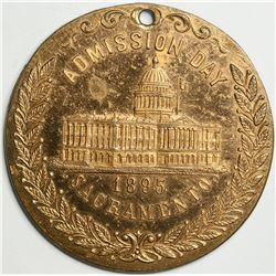 California State Capitol Medal  (114074)