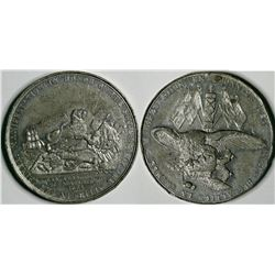 Crimean War Commemorative Medal from 1855  (114094)