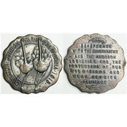 Ostrich Farm Medal, Pan-Cal Exp?  (114115)