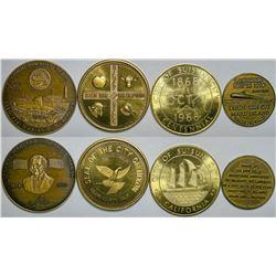 Vallejo/Dixon/Suisun Medals  (112734)